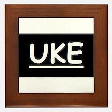 Uke Framed Tile