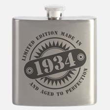 LIMITED EDITION MADE IN 1934 Flask
