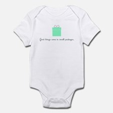 Good things/Small Packages Infant Bodysuit