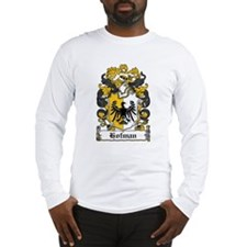 Hofman Coat of Arms Long Sleeve T-Shirt