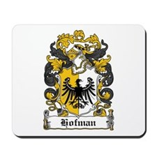 Hofman Coat of Arms Mousepad