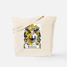 Hofman Coat of Arms Tote Bag