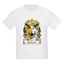 Hofman Coat of Arms Kids T-Shirt