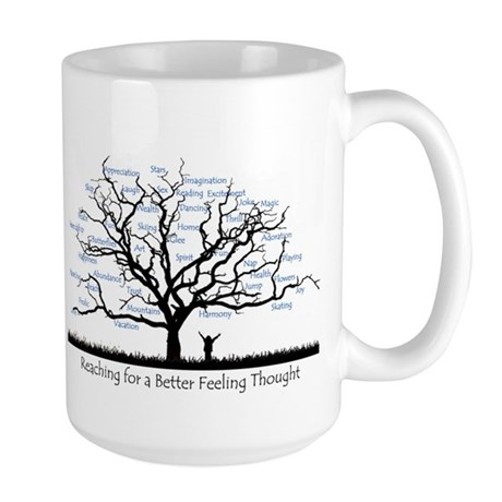 Vortex of Well Being Large Mug