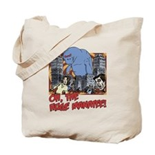 Oh, The Huge Manatee! Tote Bag