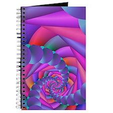 """""""Color 8"""" Fractal Art Journal"""