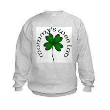 Mommy's Wee Lad Sweatshirt