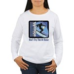 Skier Challenge Women's Long Sleeve T-Shirt