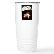 Vampire Punk Travel Coffee Mug