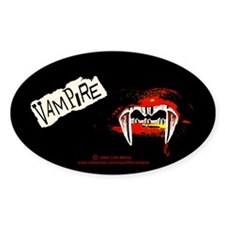 Vampire Punk Decal