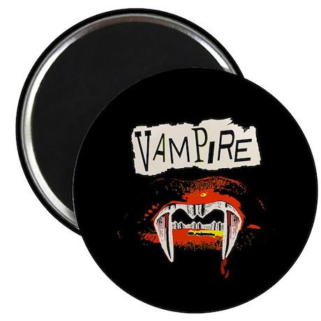 Vampire Punk Magnet