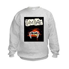 Vampire Punk Sweatshirt