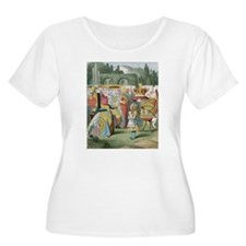 Alice and the Queen T-Shirt