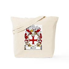 Jacob Coat of Arms Tote Bag