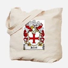 Jacob Coat of Arms Tote Bag