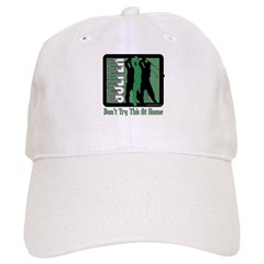 Golfer Challenge Baseball Cap