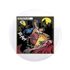 "Skateboard Hero 3.5"" Button (100 pack)"
