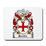 Jacobs Coat of Arms Mousepad