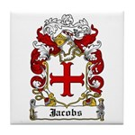 Jacobs Coat of Arms Tile Coaster