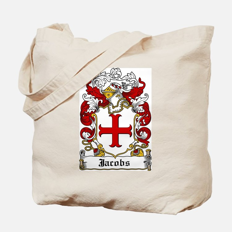 Jacobs Coat of Arms Tote Bag