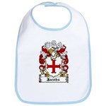 Jacobs Coat of Arms Bib