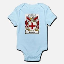 Jacobs Coat of Arms Infant Creeper