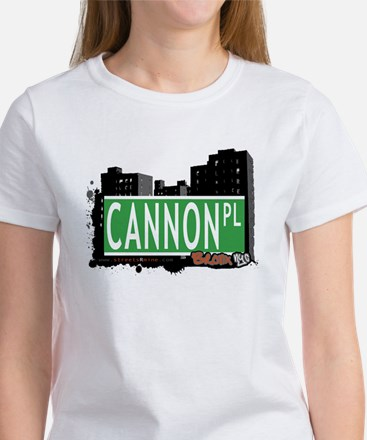 Cannon Pl, Bronx, NYC Women's T-Shirt