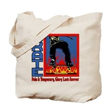 Skate Glory Tote Bag