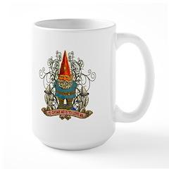 GNOOKIE GNOME Large Mug