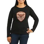 Border Patrol Del Rio SRT Women's Long Sleeve Dark