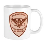 Border Patrol Del Rio SRT Mug