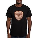 Border Patrol Del Rio SRT Men's Fitted T-Shirt (da