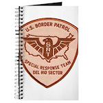 Border Patrol Del Rio SRT Journal