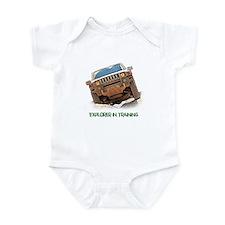 Explorer in Training Infant Bodysuit