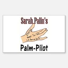 palm-pilot Decal