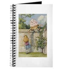 Alice and Humpty Dumpty Journal