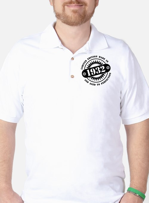 LIMITED EDITION MADE IN 1932 Golf Shirt