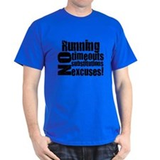 Running No Excuses T-Shirt