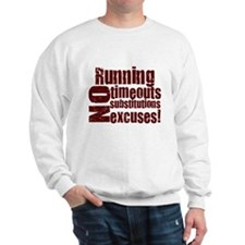 Running No Excuses Jumper