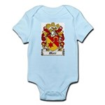 Marr Coat of Arms Infant Creeper