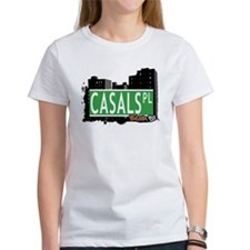 Casals Pl, Bronx, NYC Tee