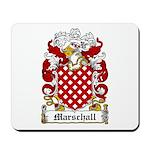 Marschall Coat of Arms Mousepad