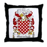 Marschall Coat of Arms Throw Pillow