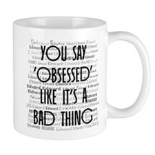 Obsessed with Edward Mug