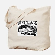 Dirt Track Racing Modifieds Tote Bag