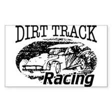 Dirt Track Racing Modifieds Decal