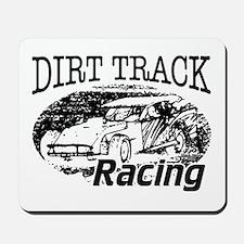 Dirt Track Racing Modifieds Mousepad