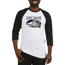 Dirt Track Racing Modifieds Baseball Jersey