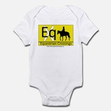 Equestrian Crossings Infant Bodysuit