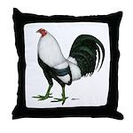 Duckwing Gamecock Throw Pillow